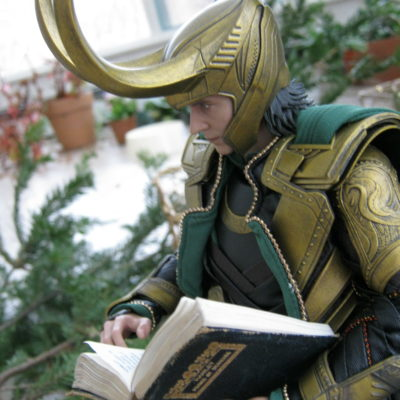 """Loki:  """"Iconic."""""""