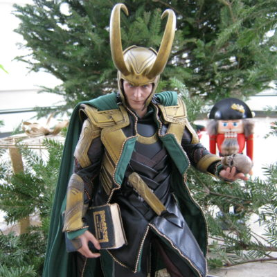 "Loki:  ""You realize we're doing this wrong, right?"""