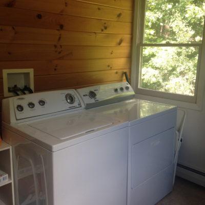 Laundry (current appliances)